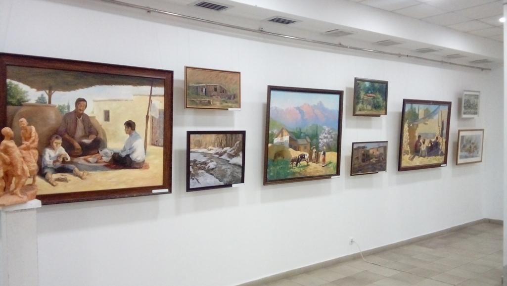 Галерея молодых членов