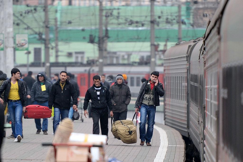 Немцы назвали Россию «страной мечты» для мигрантов из стран бывшего СССР
