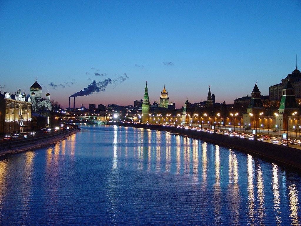 фото москвы реки