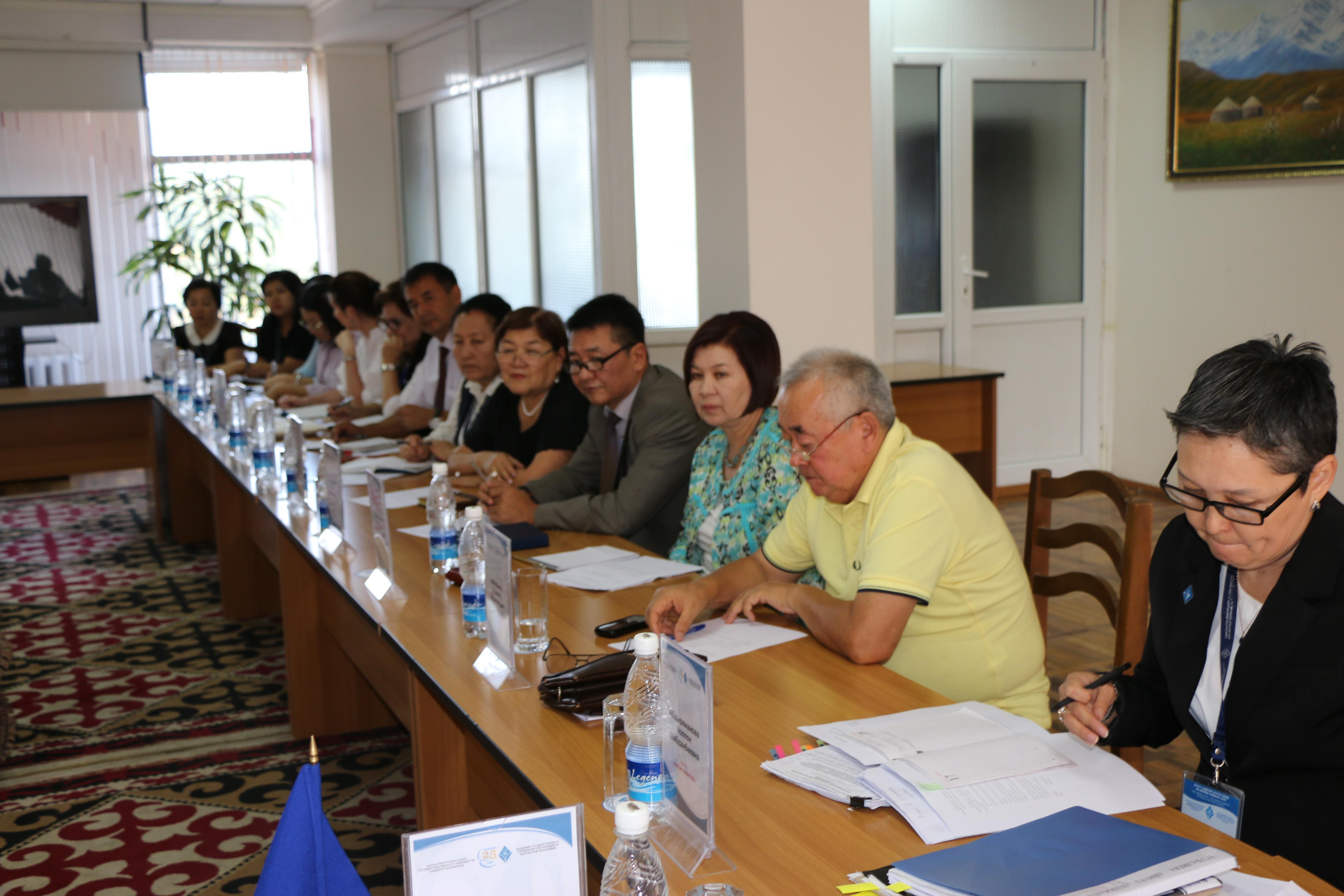 В АГУПКР открылся диссертационный совет по защите кандидатских и  В АГУПКР открылся диссертационный совет по защите кандидатских и докторских диссертаций по политнаукам