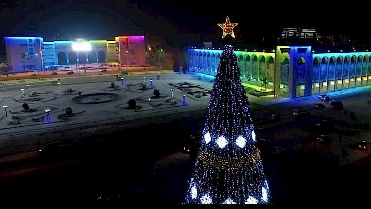 Картинки по запросу новый год Кыргызстан