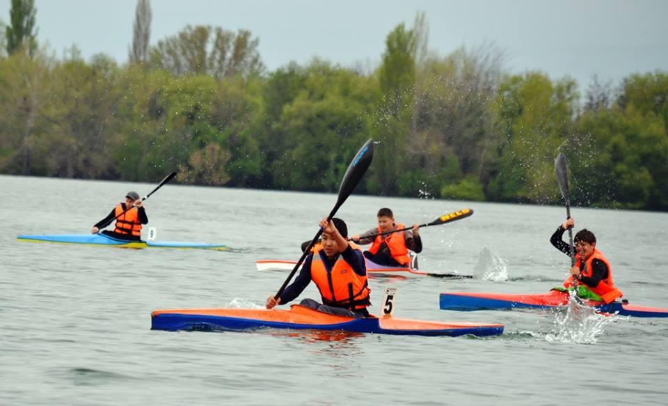 Душанбе спорт гребля