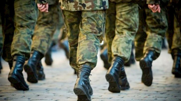 Ішімдікке тойған прапорщик 24 солдатты соққыға жықты