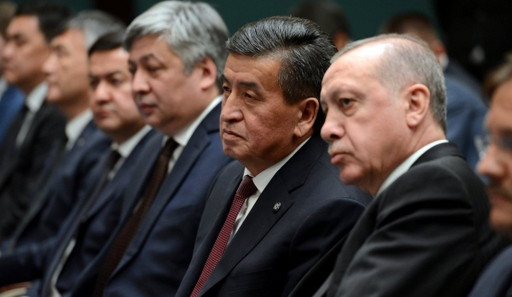 36727f5885ac Жээнбеков выразил соболезнования Эрдогану в связи с гибелью людей в  результате крушения поезда