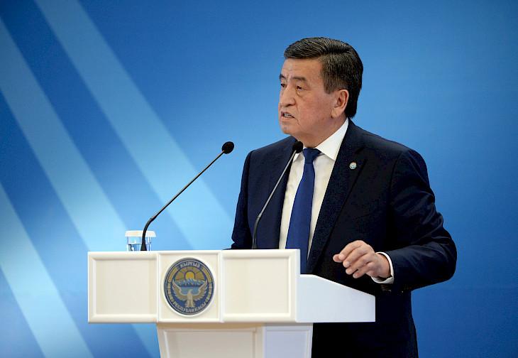 Президент Кыргызстана  рассказал о нечистых на руку судьях – прикрывали наркокурьеров